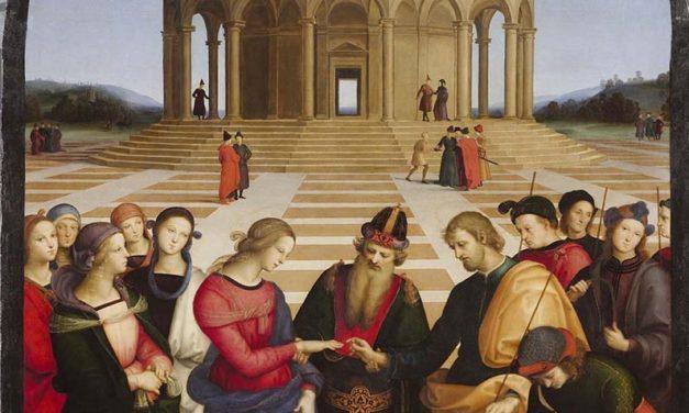 聖母的描繪者</br>烏爾比諾的天使拉斐爾