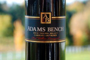 Adams Bench  自然和人類的傑作