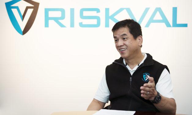 風險掌控的贏家 傳統價值的堅守者</br>華爾街Riskval首席運營官胡國琳專訪