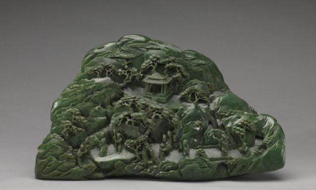 玉之珍愛——大都會博物館畢紹普玉石收藏展