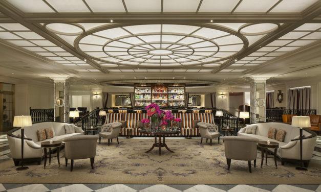 經典傳承 大都會歷史酒店重煥光彩 <br>InterContinental New York Barclay</br>