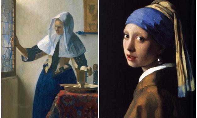 大畫家維米爾趣聞 ——荷蘭小畫派 鬧出大名堂