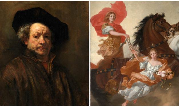 繪「話」大師 </br> 大都會博物館荷蘭黃金時代名作展