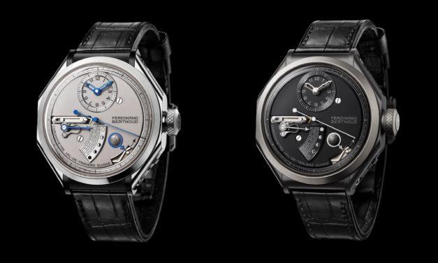 CHRONOMÈTRE FB 1L 精密時計——月亮的兩個面貌